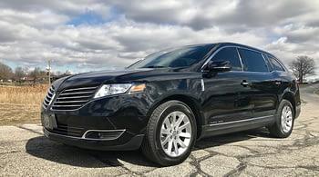 Black Lincoln MKT